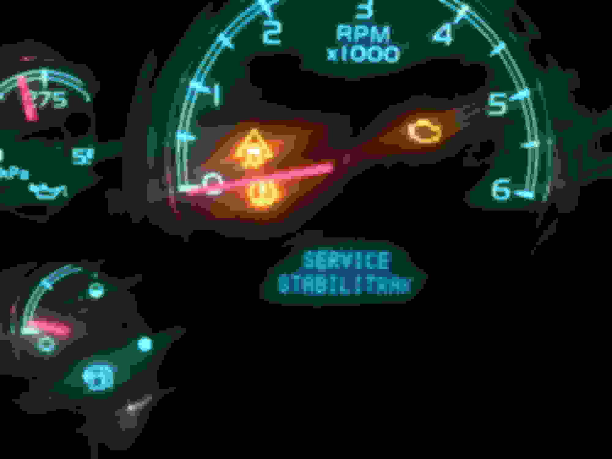 Service stabilitrak/ traction control - Chevrolet Forum