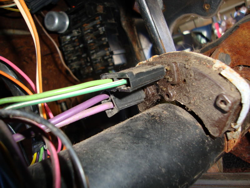1971 442 Nuetral Safety Switch