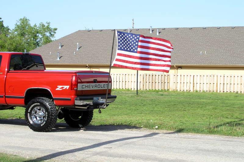 flying a flag. - dodgeforum