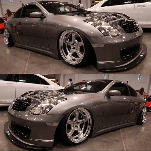 New Infiniti G35 Coupe >> G37 Splitter on G35 - G35Driver - Infiniti G35 & G37 Forum Discussion