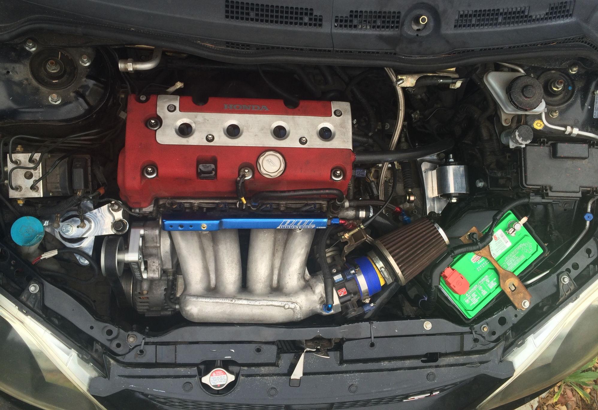 Ep Engine Bay E Ed F Be Af Bca Dc C Df Ed A on 2000 Honda Civic Ac Belt