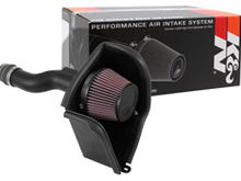 The AirCharger accommodates the OE MAF and crankcase vent hose, so no reprogramming is required