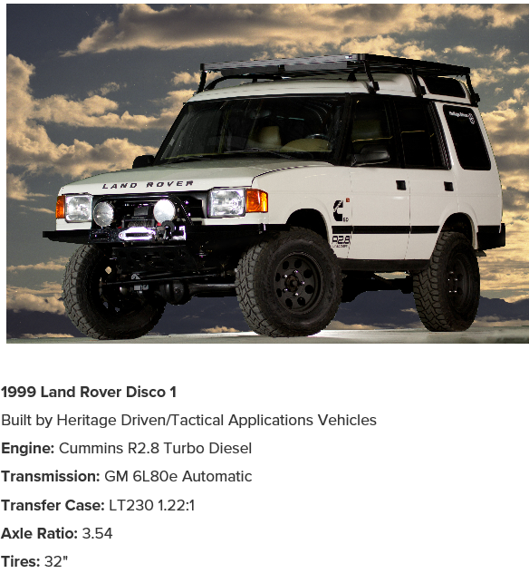 Cummins diesel D1! - Land Rover Forums - Land Rover