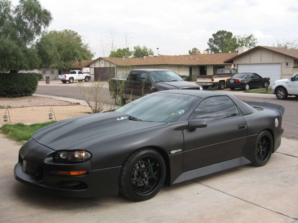 1999 mcnord wide body z28 for sale roller