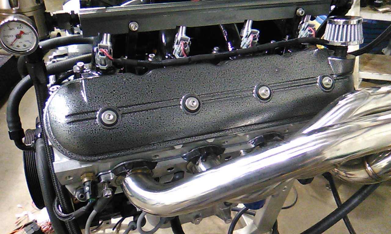 Has anyone tried the FItech 70050/70051 - Page 19 - LS1TECH - Camaro