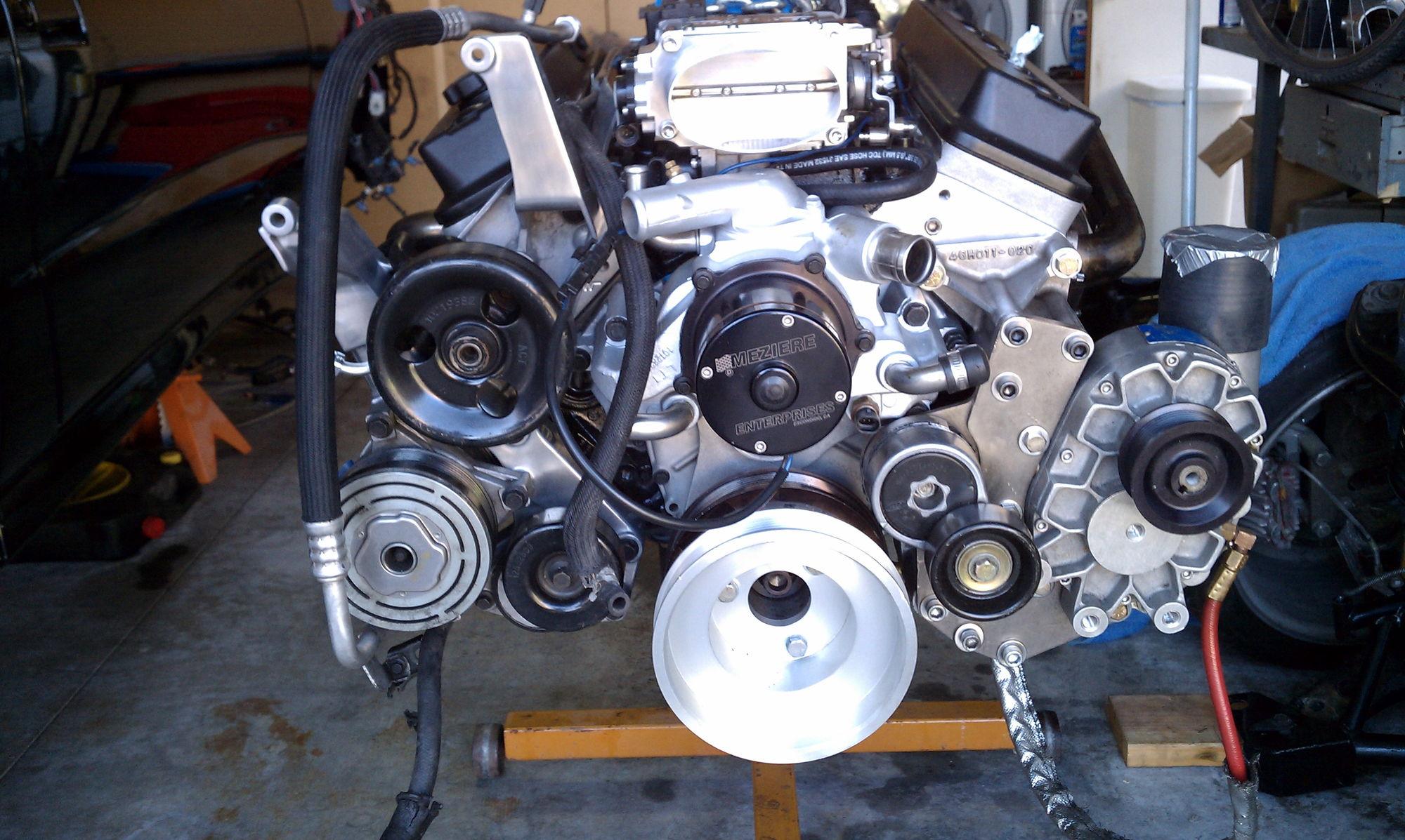 Vortech T Trim Kit Lt1 Ls1tech Camaro And Firebird
