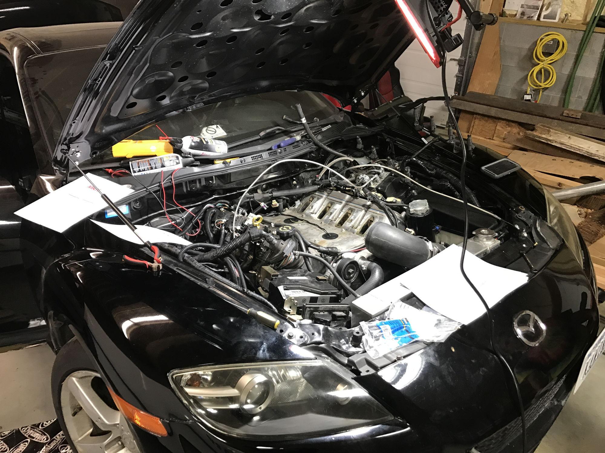 Mazda Rx8 Engine Conversion Kits | CINEMAS 93