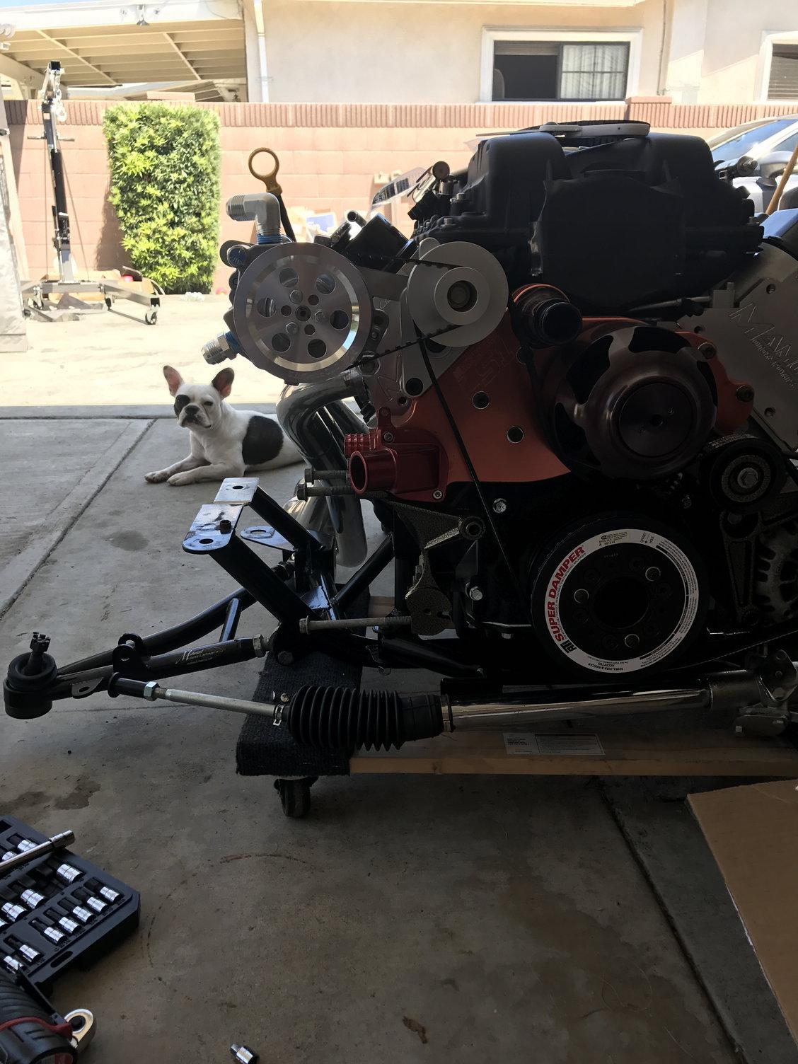 Engine Valve Spring Sealed Power VS-671