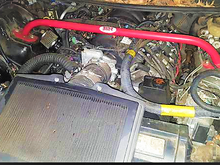 LY6 + factory ram air intake for this firebird