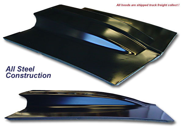 Cowl Induction Pan : Holley high ram in first gen camaro ls tech and