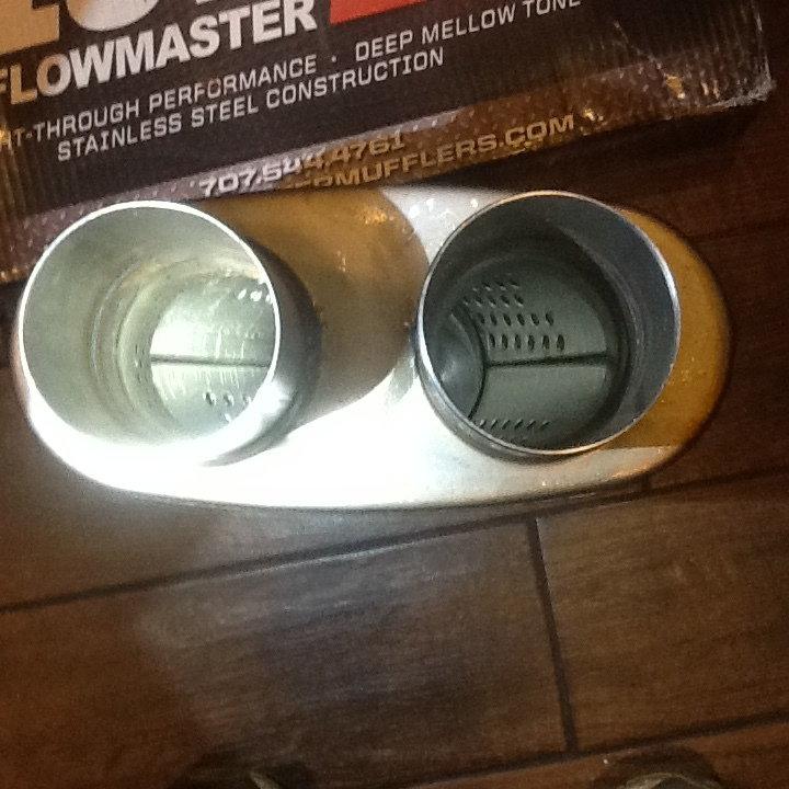Flowmaster 72198 FlowFX Muffler