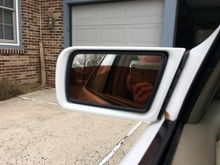 1999 E300-I'm in the mirror taking the picture