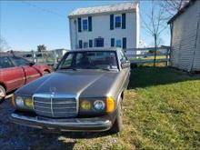 Garage - Mercedes 300D