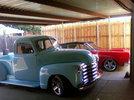 Garage - Baby Blue