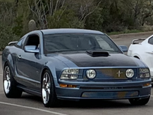 2005 Mustang GT / Mach 1. Supercharged