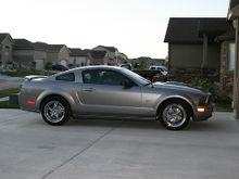 Vapor Mustang GT 2008