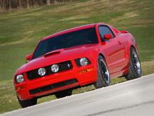 DarkFireGT's 2007 Mustang GT