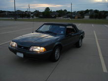 My '92 2.3l