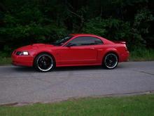 02 Red Rocket