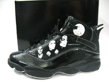 Sneakers in memory of Michael Jackson!!! www.solefans.com!