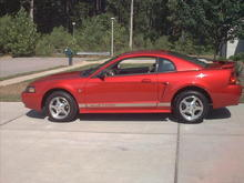 My First Mustang....2003 V6