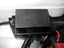 My junk yard relay box all FOMOCO from F150