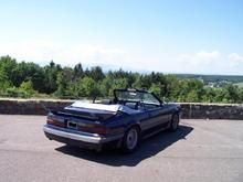 Garage - 1985 Saleen Mustang convertible