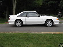 92 Supercharged GT