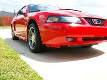 Garage - 99' Mustang GT