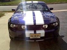 New white stripes Sept. 2010