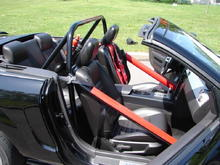 chrome moly rollbar