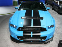 2013 Shelby GT500 1