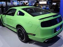 02 boss 302 gotta have it green