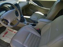 Driver Side Intieror