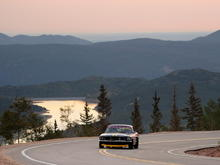 Ford Mustangs at the 2012 Pikes Peak Hill Climb