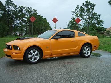 2007 Mustang GT