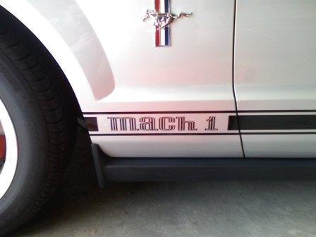 2005 mach 1  cool
