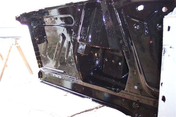 High build chassis saver
