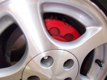 Painted Brake