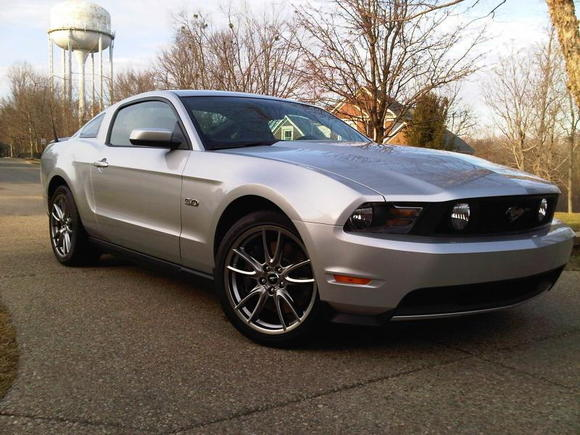 My Stang before any mods