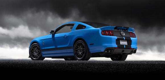 ford shelby gt500c