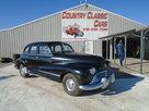 1948 Olds Series 60 4dr sedan street rod