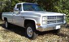 1985 Chevrolet M1008 CUCV Ex-Military 4x4 Diesel