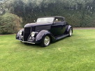 36 FORD VERT.. STEEL, ROY BRIZIO BUILT! REDUCED!