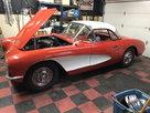 1957 corvette, clean driver, last of the best