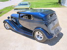1934 Chevy Victoria--High End Magazine Show Car
