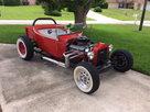Description: 1923 FORD T-BUCKET  307ci Chevy motor