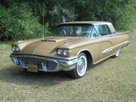 """1959 Ford Thunderbird """"Survivor"""""""