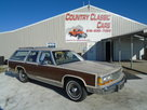 1988 Ford LTD country squire wagon