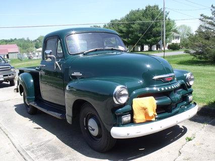 1954 Chevrolet Model 3100
